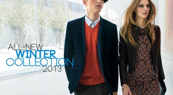 """""""Bắt"""" nhanh xu hướng thời trang ấm áp cho mùa đông 2013"""