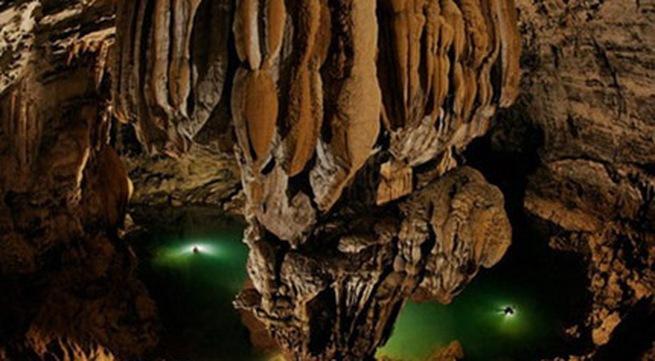 Chiêm ngưỡng hang động kỳ vĩ nhất hành tinh ở Việt Nam