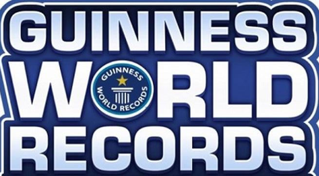 Choáng với những kỷ lục thế giới mới