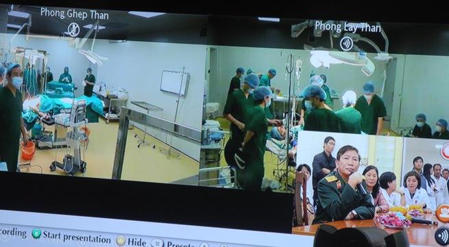 Bệnh viện Đa khoa Xanh Pôn: Ghép thận thành công ca thứ 2