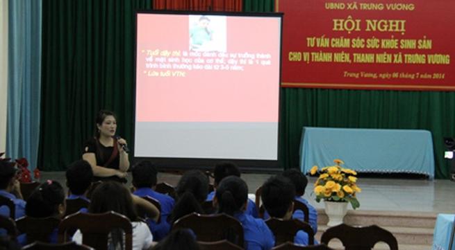 Phú Thọ tổ chức các hoạt động hưởng ứng Ngày Dân số Thế giới 11/7