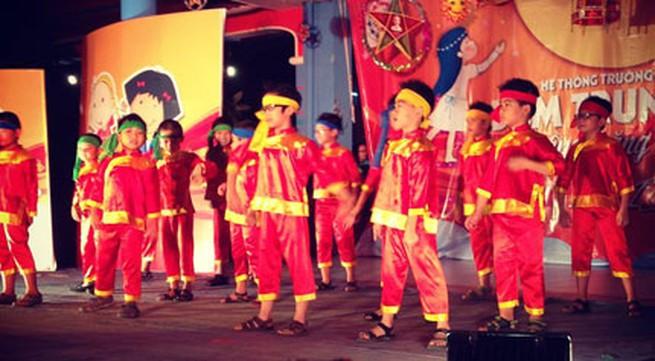 """Chuyện hy hữu ở Hà Nội: Lớp học tiểu học """"toàn"""" nam"""