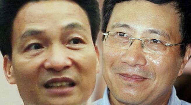 Sự nghiệp hai nhân vật được đề nghị làm Phó Thủ tướng