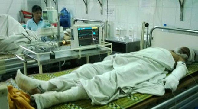 """""""Hai người bị điện giật cháy sém"""" ở Hà Nội: Nạn nhân là lao động tự do!"""