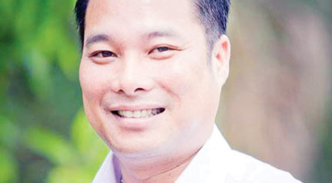 Ca sĩ Ngọc Hải và 10 năm bỏ nghiệp cầm ca
