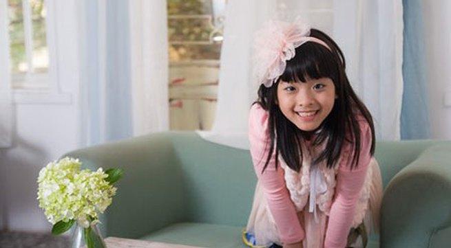 Giọng ca Việt nhí Hồng Khanh: Cháu muốn làm ca sĩ như chị Hương Tràm