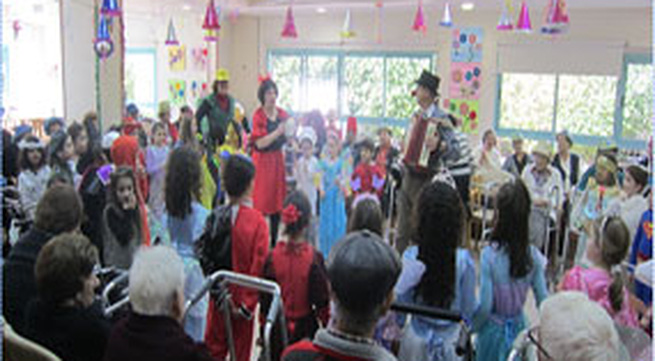 Chuyện ở Israel - Xã hội trường thọ