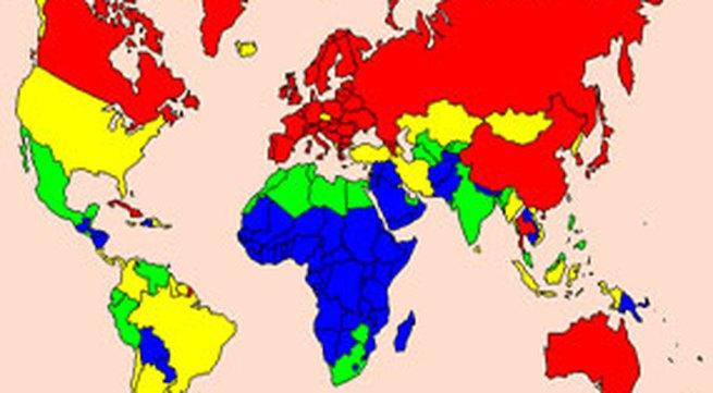 Mức sinh thế giới năm 2011 và các giai đoạn chuyển đổi nhân khẩu học: Những hệ lụy thấy trước