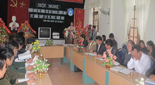 Điện Biên: Tăng cường tuyên truyền chiến dịch truyền thông dân số