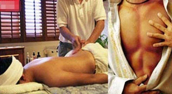 Chuyện massage tại gia cho quý bà
