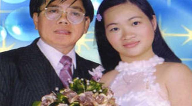 Hạnh phúc của cặp chồng 72, vợ 27 tuổi
