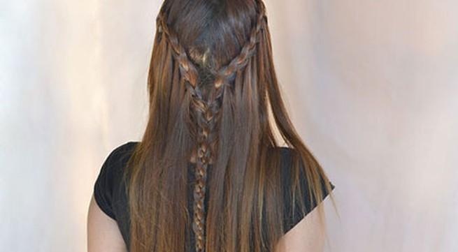 10 bước đơn giản bện tóc đài các