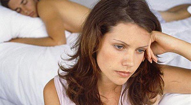 Chồng không ham muốn khi ở bên tôi