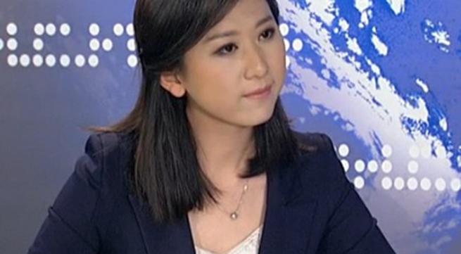 Ngắm nữ phóng viên xinh đẹp nhất Trung Quốc