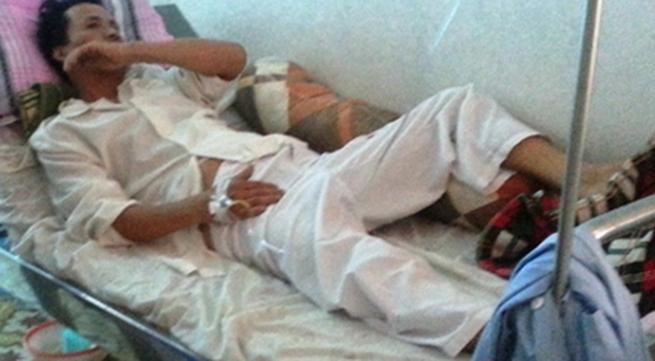 Vụ vợ đâm thủng bụng chồng ở Hà Nội: Do ghen tuông hay lô đề?