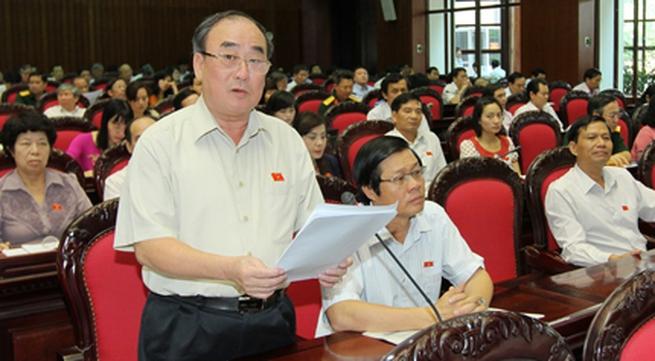 Kỳ họp thứ 5, Quốc hội khóa XIII: Còn băn khoăn về Luật Đất đai