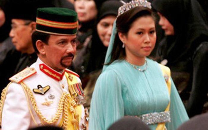 Điều ít biết về 3 bà vợ của Quốc vương Brunei - người sở hữu khối tài sản khổng lồ cùng tòa nhà dát vàng...