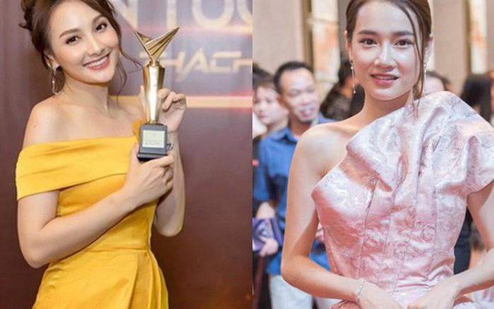 Bảo Thanh - Nhã Phương: 2 nữ diễn viên hiếm hoi giành được cú đúp giải thưởng VTV Awards