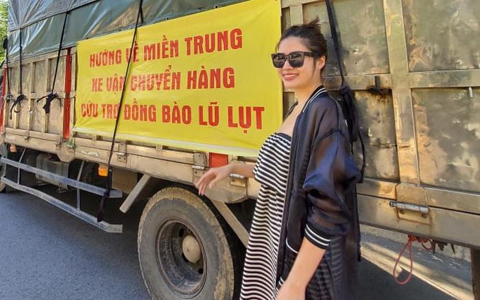 """Phan Hoàng Thu: Quảng Bình ngập, xuồng máy chạy không kịp """"thở"""""""