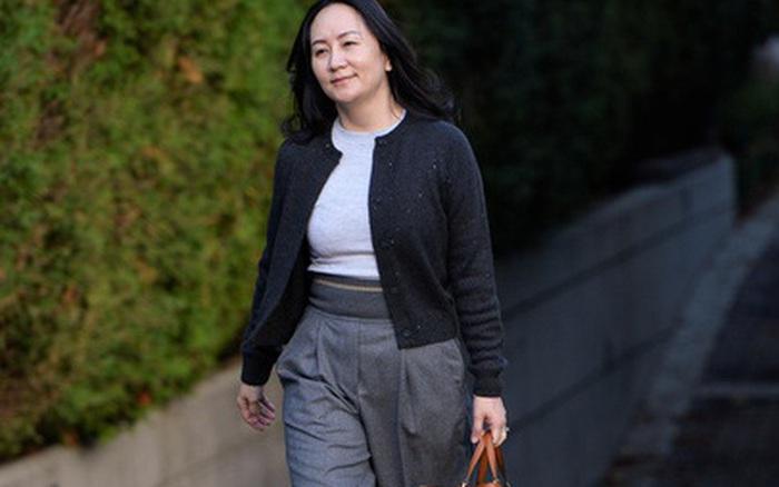 Hé lộ tình tiết mới trong vụ bắt giữ 'công chúa Huawei'