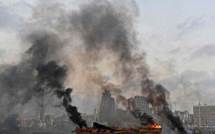 Vụ nổ kinh hoàng ở Lebanon: Khu vực giao thương sầm uất chớp mắt đã bị san bằng thành vùng đất hoang tàn... - kết quả xổ số ninh thuận