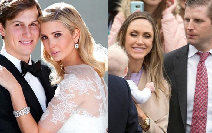 Chân dung 2 con dâu, con rể nổi tiếng tài sắc vẹn toàn của Tổng thống Donald Trump