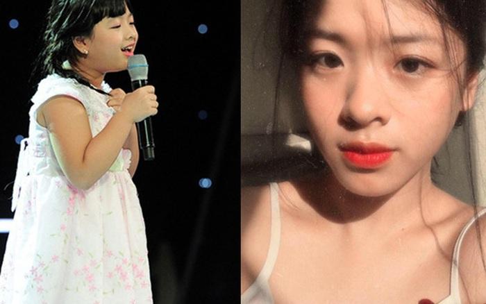 """Hồng Khanh - con gái nghệ sĩ Chiều Xuân và cú """"lột xác"""" ở tuổi 16 sau 7 năm The Voice Kids - xs thứ ba"""