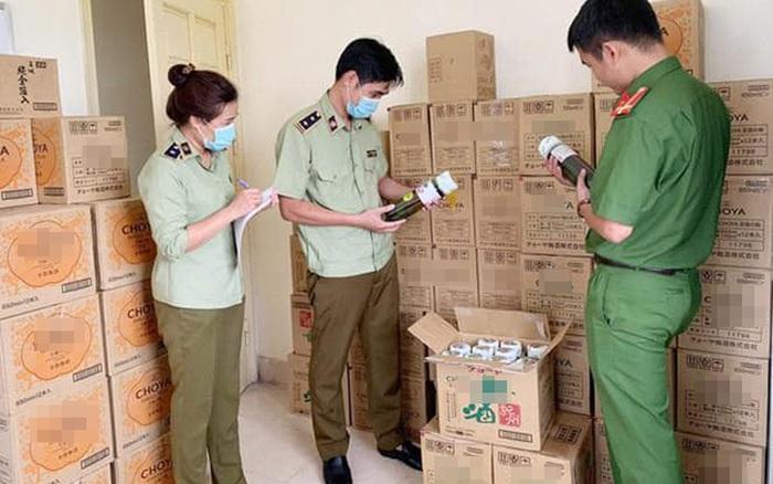 Hà Nội: Phát hiện hơn 6.000 sản phẩm rượu, mỹ phẩm, thực phẩm chức năng không rõ nguồn gốc tại KTX một... - kết quả xổ số phú yên