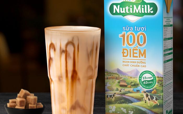 Nutifood ra mắt thương hiệu Nutimilk - dòng sản phẩm chuẩn cao thế giới - kết quả xổ số phú yên