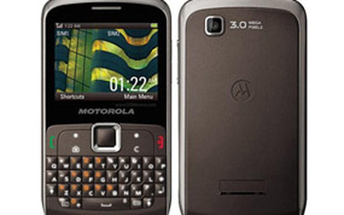 messenger para celular motorola ex115