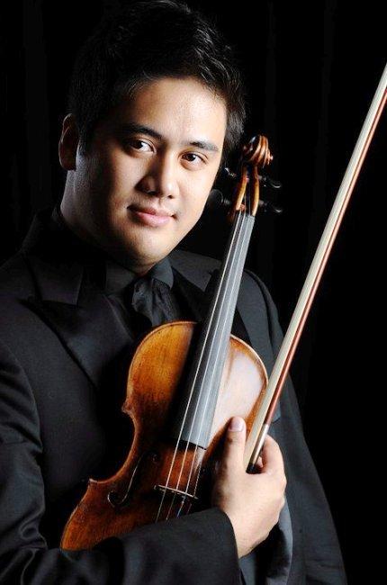 Nghệ sĩ violon Bùi Công Duy