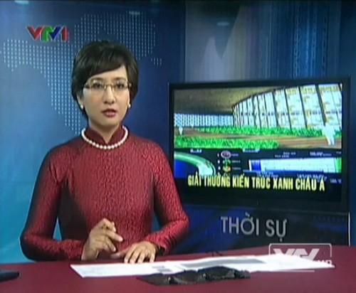 BTV Vân Anh, thời sự, VTV, truyền hình