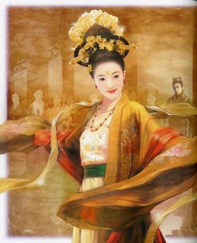 Chuyen dong troi nang Trieu Phi Yen muon giong trai tre sinh con-Hinh-9