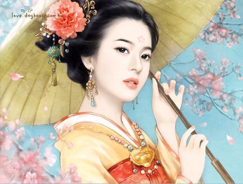 Theo dã sử Trung Quốc, Dương Quý Phi cao 1m 64, nặng 69 kg; cũng có quan điểm cho rằng, bà cao 1m55, nặng 60 kg. Người ta cho rằng, thân hình mập mạp là con dao 2 lưỡi với Dương Quý Phi. Dù được vua yêu chiều, sủng ái nhờ vẻ ngoài đầy đặn ấy, nhưng đó cũng là nguyên nhân khiến mỹ nhân nhà Đường phải mang mỗi tủi buồn - không con không cái suốt đời.