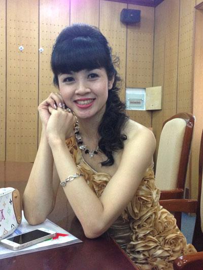 Hoa hậu Minh Phương sau 7 năm đóng phim Chạy án (Ảnh: Hà Thanh)