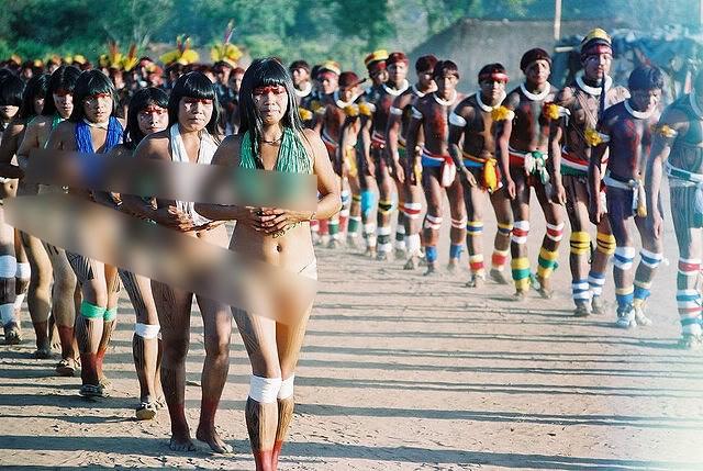Kham pha bo toc tho dan khoa than 100% o rung Amazon-Hinh-2