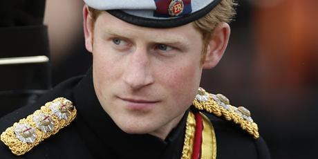 Hoàng tử Harry sẽ giải ngũ vào tháng 6 tới. (Ảnh: