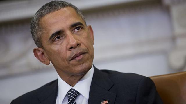 """Tổng thống Mỹ Barack Obama cũng là một trong những nhà lãnh đạo thế giới đầu tiên gửi lời chia buồn tới người thân của ông Lý Quang Diệu và đất nước Singapore. Ông Obama ca ngợi cựu thủ tướng Lý Quang Diệu là người nhìn xa trông rộng và là """"nhà lãnh đạo xuất sắc khác thường đã tận tụy phục vụ người dân"""". Ảnh: Straitstimes"""