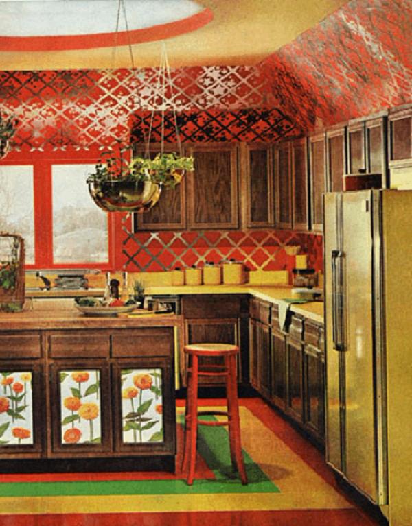 Chiêm ngưỡng các căn bếp tuyệt đẹp từ những thập niên 80 trở về trước 2