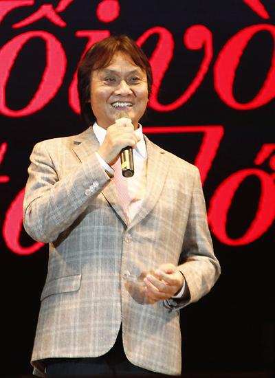 Quang Lý yêu con người Phan Huỳnh Điểu và âm nhạc của ông vì sự hài hòa tuyệt đối ở sự hồn nhiên, trong sáng, luôn lấp lánh tin yêu với cuộc đời.