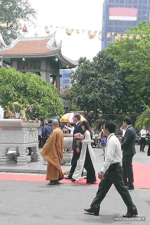Anh Thơ cho biết, chuyến công tác lần này của Thủ tướng Anh nhằm hỗ trợ Việt Nam trong lĩnh vực giáo dục,
