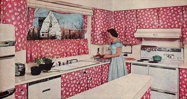 Chiêm ngưỡng các căn bếp tuyệt đẹp từ những thập niên 80 trở về trước 6