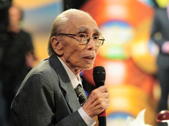 Nhạc sĩ Phan Huỳnh Điểu qua đời ở tuổi 91