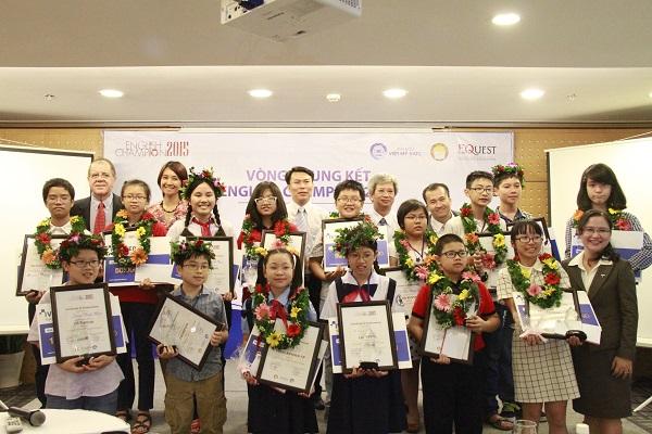 15 thí sinh tham dự vòng chung kết