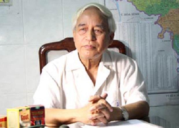 Bác sỹ Dương Trọng Hiếu.