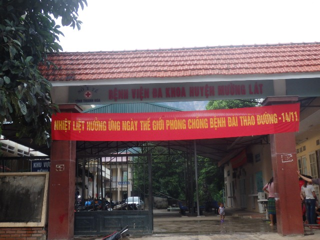 Bệnh viện Đa khoa huyện Mường Lát ứng dụng thành công nhiều kỹ thuật mới trong việc khám chữa bệnh