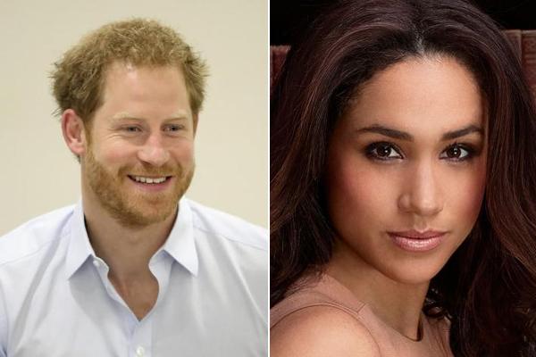 Hoàng tử Harry và bạn gái tin đồn được cho là quen nhau từ đầu năm. Ảnh:Reuters/NBCUniversal