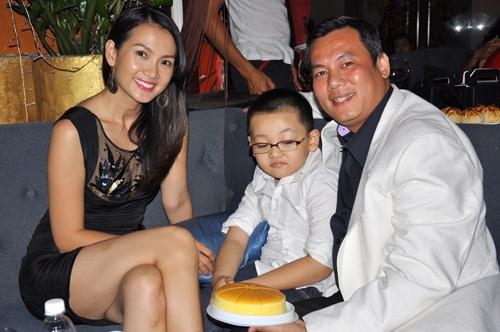 Khi đang là tên tuổi hot, Anh Thư kết hôn với mối tình lâu năm là người mẫu Thanh Long