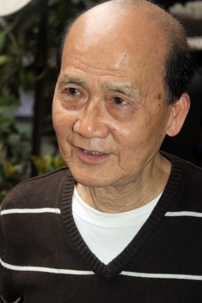Nghệ sĩ Phạm Bằng không tái hôn vì tình cảm sâu nặng với vợ. Ảnh: Ngọc Trần.