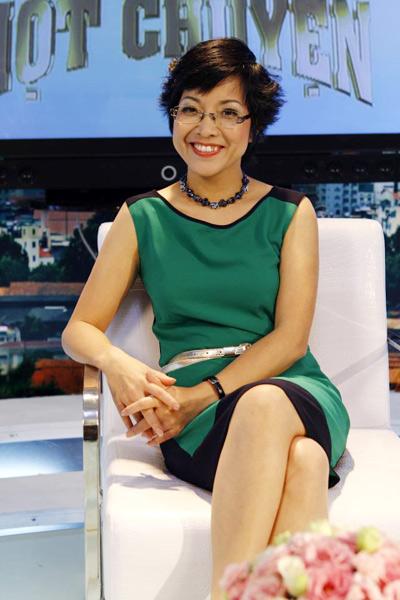 MC Thảo Vân - người phụ nữ can trường, mạnh mẽ sau nhiều sóng gió cuộc đời.
